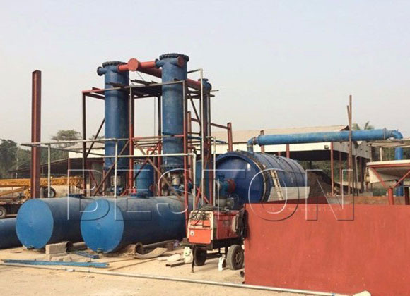 What Is The Waste Tyre Pyrolysis Plant Cost And How It